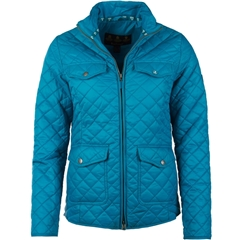 Autumn 2018 Barbour Women's Formby Quilted Jacket - Sea Glass