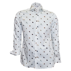 Autumn 2018 Giordano Shirt -  Bugs