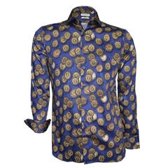 Autumn 2018 Giordano Shirt -  Bitcoins