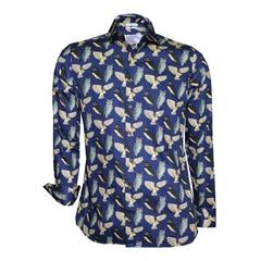 Autumn 2018 Giordano Owl Shirt