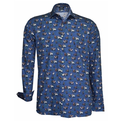 Giordano Horse Riding Shirt