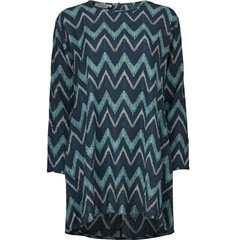 Autumn 2018 Masai Glenna Tunic - Lake