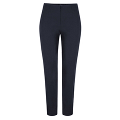Autumn 2018 Robell Classic Fit Trouser - Navy