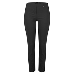 Autumn 2018 Robell Trousers - Rose Narrow Leg - Black