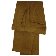 Meyer Corduroy Trouser - Corn - Roma 437 44