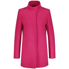 Gerry Weber Wool Blend Coat - Azalea
