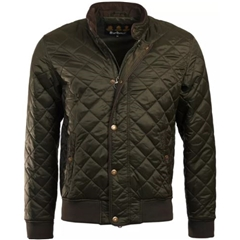 Autumn 2018 Barbour Men's Edderton Quilt - Sage
