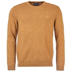 Autumn 2018 Barbour Men's Tisbury Crew Neck Sweater - Copper