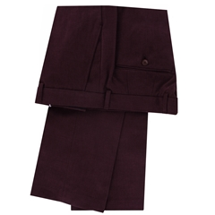 Autumn 2018 Gurteen Warwick Luxury Cotton - Plum