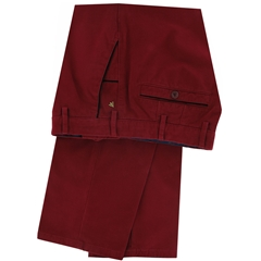 Meyer Cotton Luxury Exclusive Range - Crimson - New York 8536 54