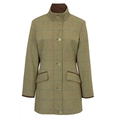Alan Paine Ladies' Combrook Field Jacket - Juniper