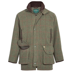 Alan Paine Country Collection - Combrook Men's Waterproof Membrane Coat - Sage