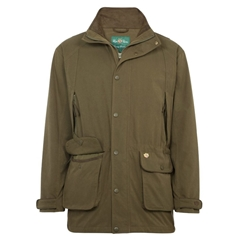 Alan Paine Country Collection - Dunswell Men's Waterproof Jacket - Olive