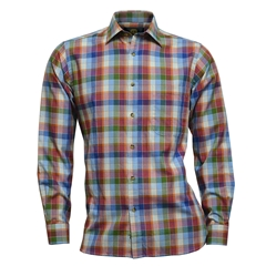 Viyella Box Check Shirt - Multi