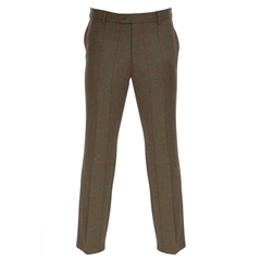Copy of Alan Paine Country Collection - Combrook Tweed Trousers - Sage