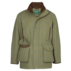 Alan Paine Country Collection - Combrook Men's Field Coat - Lagoon