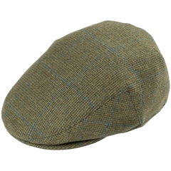 Alan Paine Country Collection - Combrook Men's Cap - Lagoon
