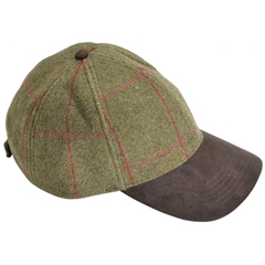 Alan Paine Country Collection - Combrook Men's Country Baseball Cap - Sage