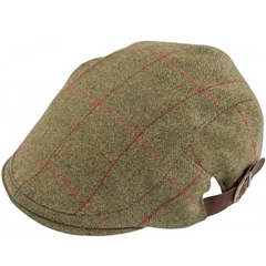 Alan Paine Country Collection - Combrook Unisex Country Cap - Sage