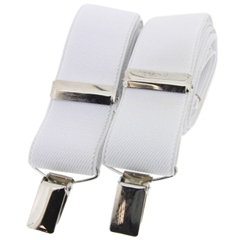 Standard Clip-On Brace - White