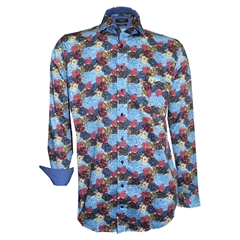 Giordano Watercolour Shirt