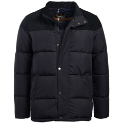 Autumn 2018 Barbour Men's Spean Quilted Jacket - Navy