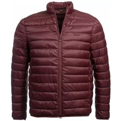 Autumn 2018 Barbour Penton Quilted Jacket - Aubergine