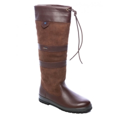 Autumn 2018 Dubarry of Ireland Galway Boot - Walnut