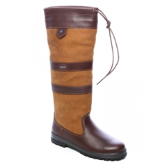 Autumn 2018 Dubarry of Ireland Galway Boot - Brown