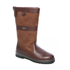 Autumn 2018 Dubarry of Ireland Kildare Womens Leather Boot - Walnut