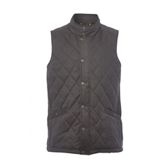 Dubarry Men's Quilted Gilet - Clarke - Verdigris