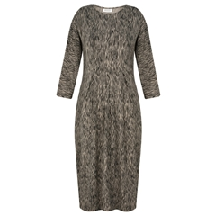 Masai Clothing Nikissa Jersey Dress - Khaki