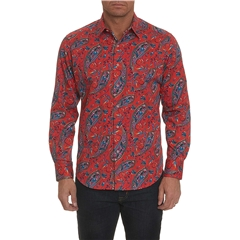 Robert Graham Shirt Howarth - HALF PRICE