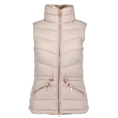 Autumn 2018 Barbour International Women's Victory Gilet - Pink