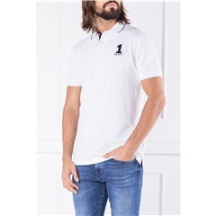 Autumn 2018 Hackett of London Polo-Shirt - White