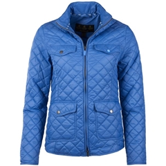 Autumn 2018 Barbour Women's Formby Quilted Jacket - Shore Blue