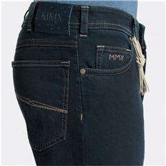 Autumn 2018 Meyer MMX Jeans - Fairtrade Denim - Blue-Blue