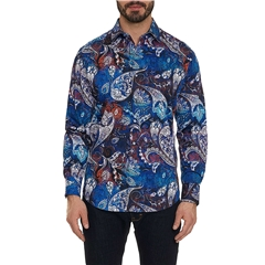 Robert Graham Shirt Mayar - Paisley - HALF PRICE