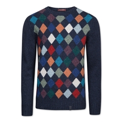 Colours & Sons Argyle Jumper