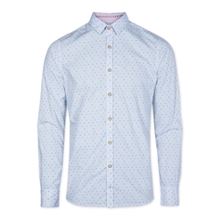 Colours & Sons Harold Coloured Cross Shirt