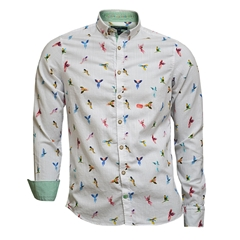 Colours & Sons Parrots Shirt