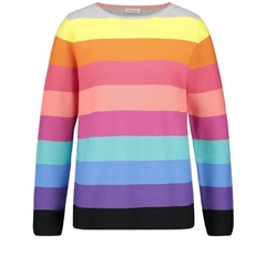 Gerry Weber Rainbow Jumper - Multi
