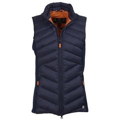 New 2019 Barbour Women's Gilet - Pebble - Navy