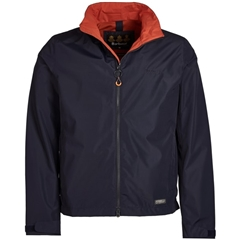 Spring 2019 Barbour Men's Lightweight Waterproof Jacket - Rye - Navy
