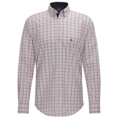 Spring 2019 Fynch Hatton Shirt - Neat Multi Check