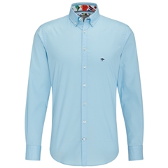 Fynch Hatton Shirt - Sky Blue