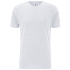 Spring 2019 Fynch Hatton Cotton T-Shirt - White