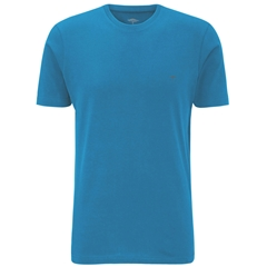 Spring 2019 Fynch Hatton Cotton T-Shirt - Crystal Blue