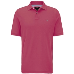 Spring 2019 Fynch Hatton Cotton Polo Shirt - Azalea Pink