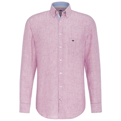 Fynch Hatton Linen Shirt - Mallow